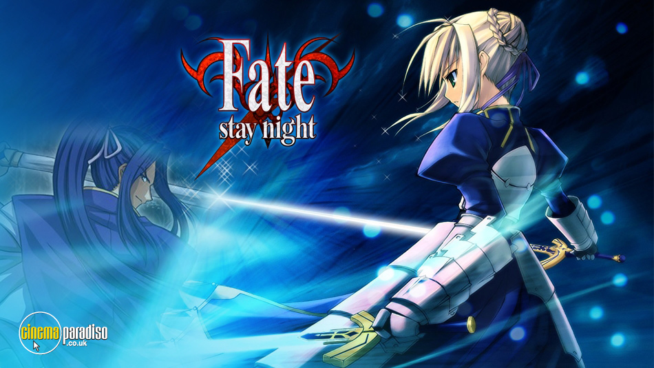 Fate Stay Night (aka Fate/stay night) online DVD rental