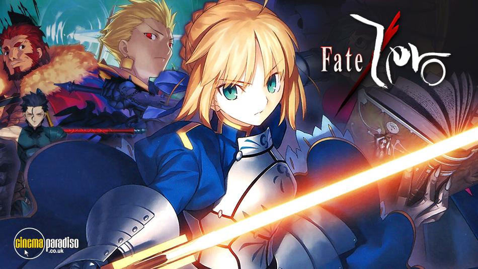 Fate/Zero online DVD rental