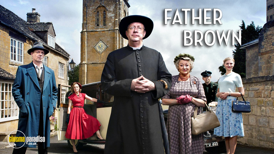 Father Brown Series online DVD rental