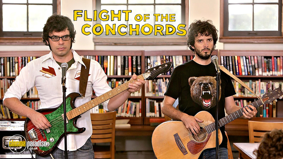 Flight of the Conchords online DVD rental