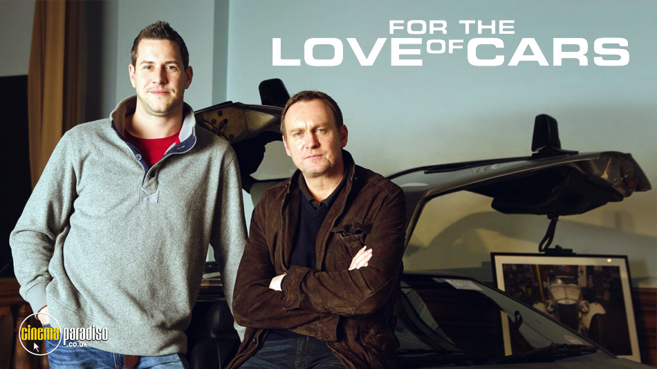 For the Love of Cars online DVD rental