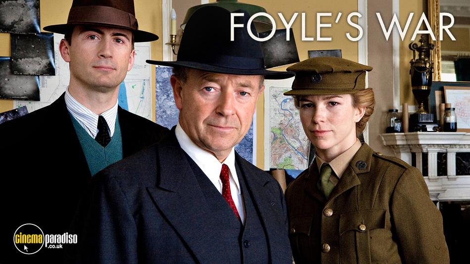 Foyle's War online DVD rental