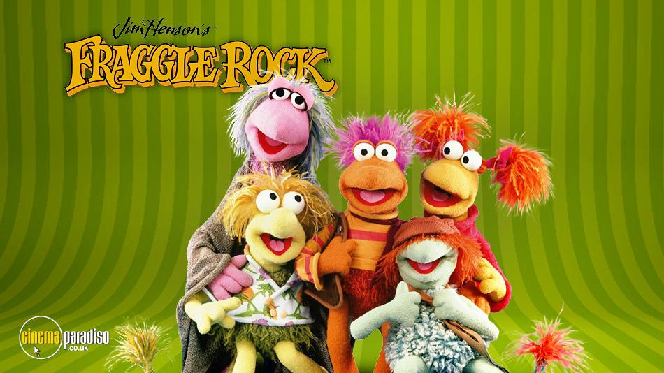 Fraggle Rock online DVD rental
