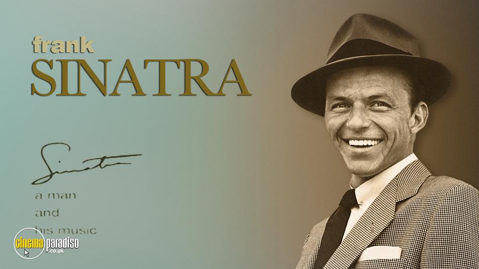 Frank Sinatra online DVD rental