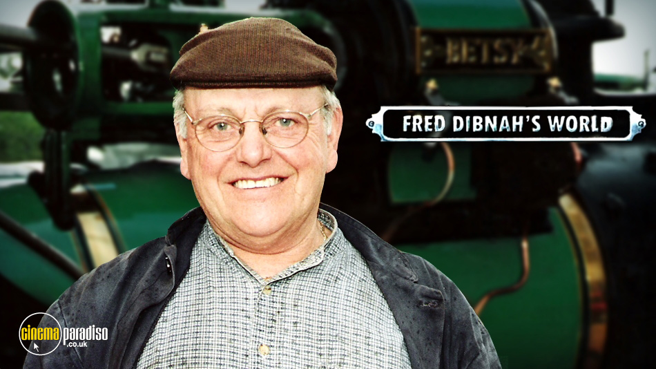 Fred Dibnah: World of Steel, Steam and Stone online DVD rental