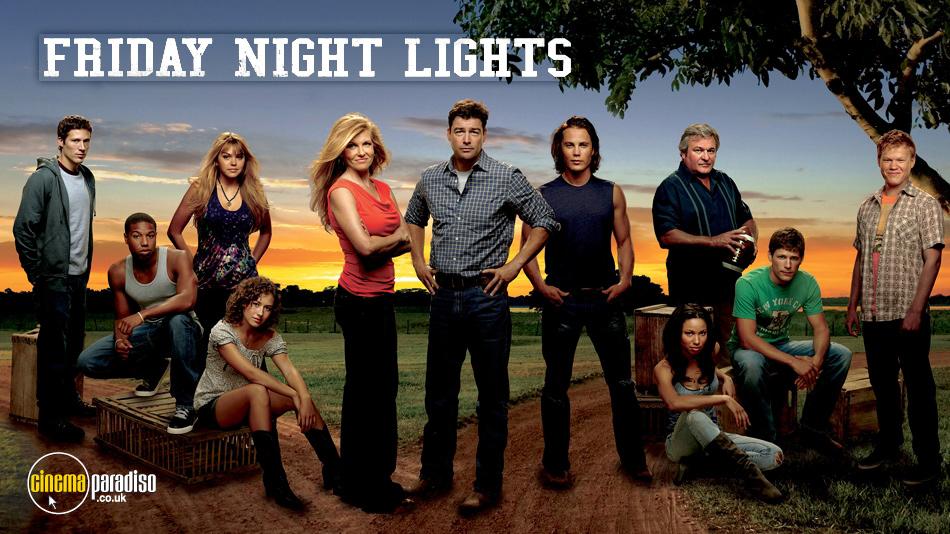 Friday Night Lights online DVD rental