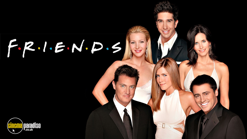 Friends online DVD rental