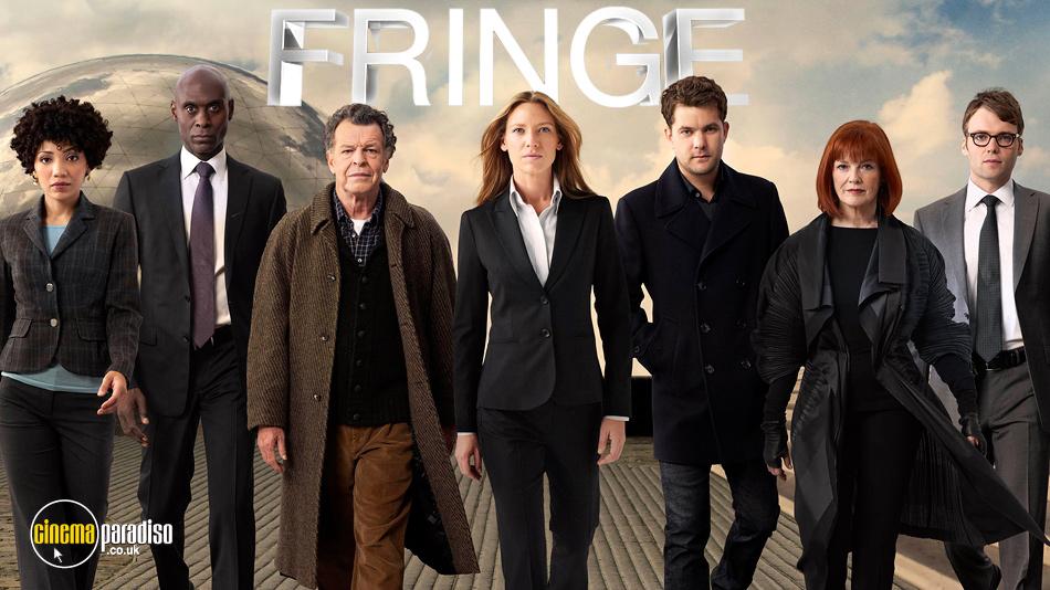 Fringe online DVD rental
