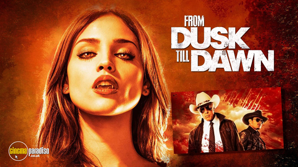 From Dusk Till Dawn online DVD rental