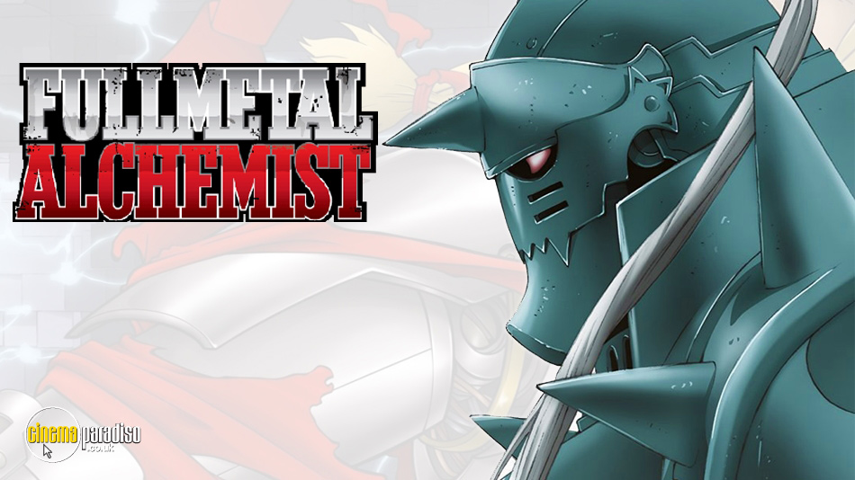 Full Metal Alchemist online DVD rental