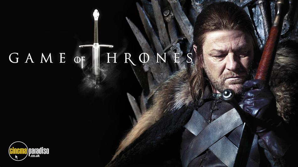 Game of Thrones online DVD rental