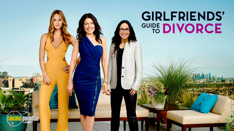Girlfriends' Guide to Divorce online DVD rental