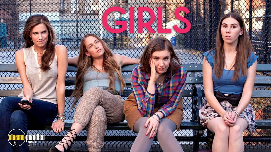Girls online DVD rental