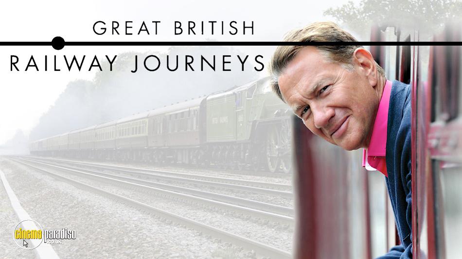 Great British Railway Journeys online DVD rental