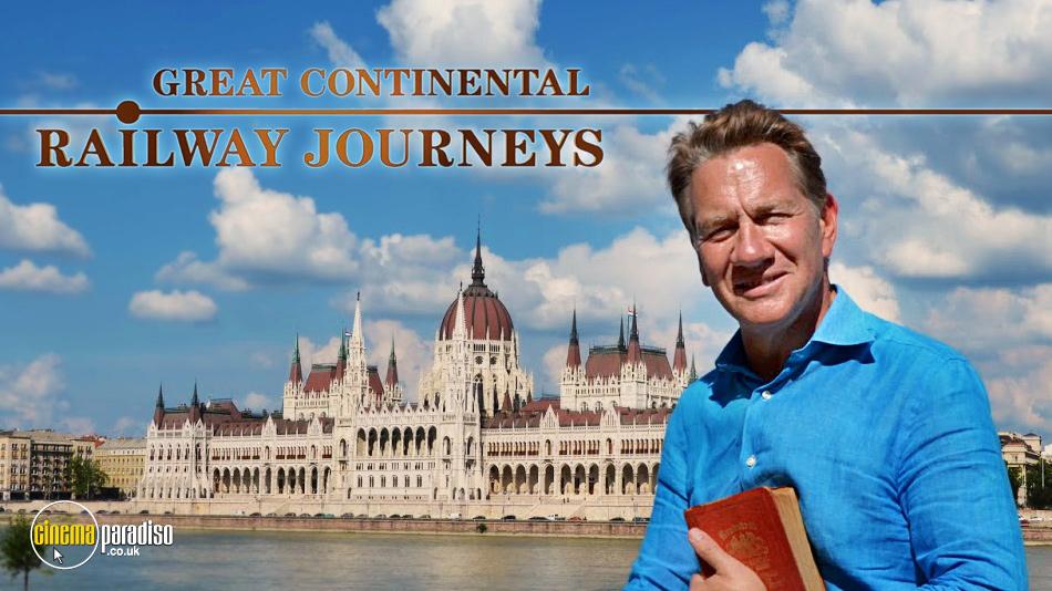 Great Continental Railway Journeys online DVD rental