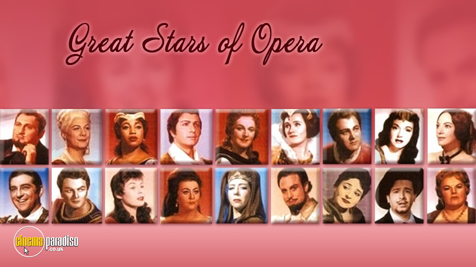 Great Stars of Opera online DVD rental