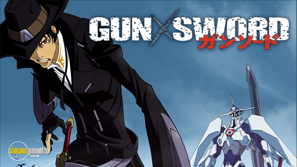 Gun Sword online DVD rental