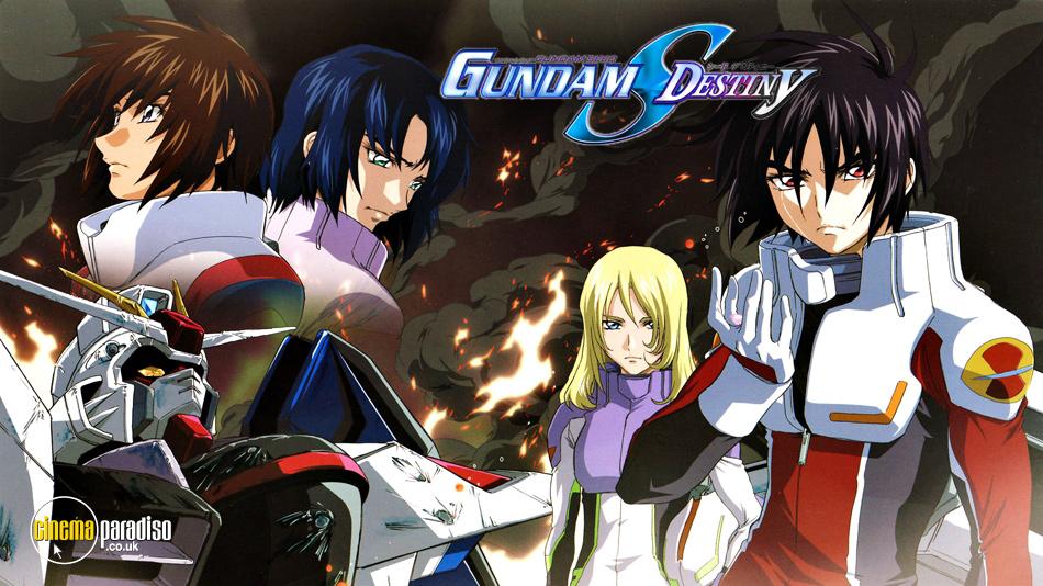 Gundam Seed Destiny Part 2 online DVD rental