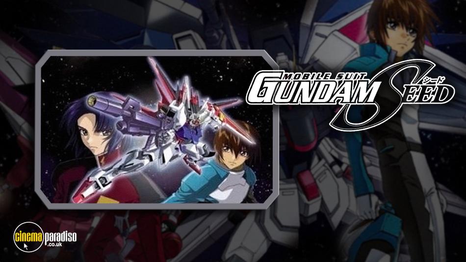 Gundam Seed Part 2 online DVD rental
