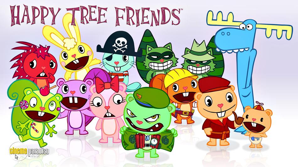 Happy Tree Friends online DVD rental