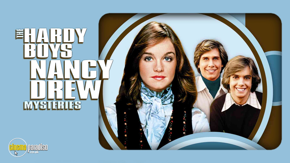 Hardy Boys Nancy Drew Mysteries online DVD rental