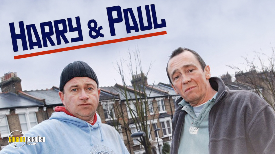 Harry and Paul (aka Ruddy Hell! It's Harry and Paul) online DVD rental