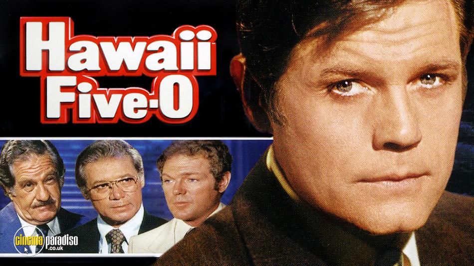Hawaii Five-O online DVD rental