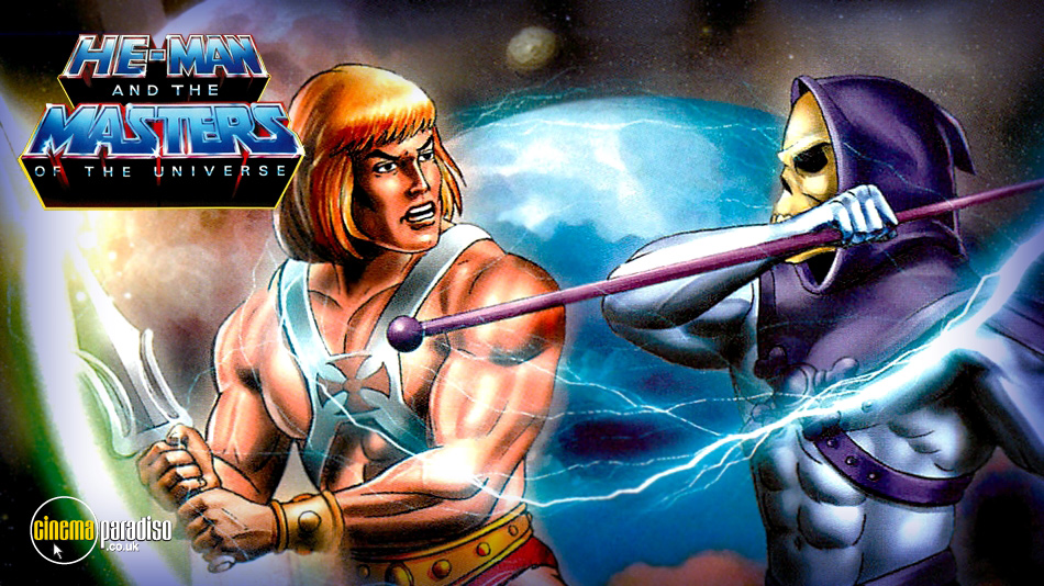 He-Man and the Masters of the Universe online DVD rental