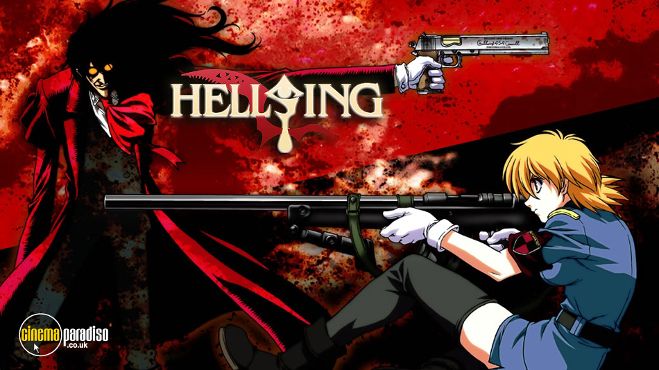 Hellsing Ultimate online DVD rental