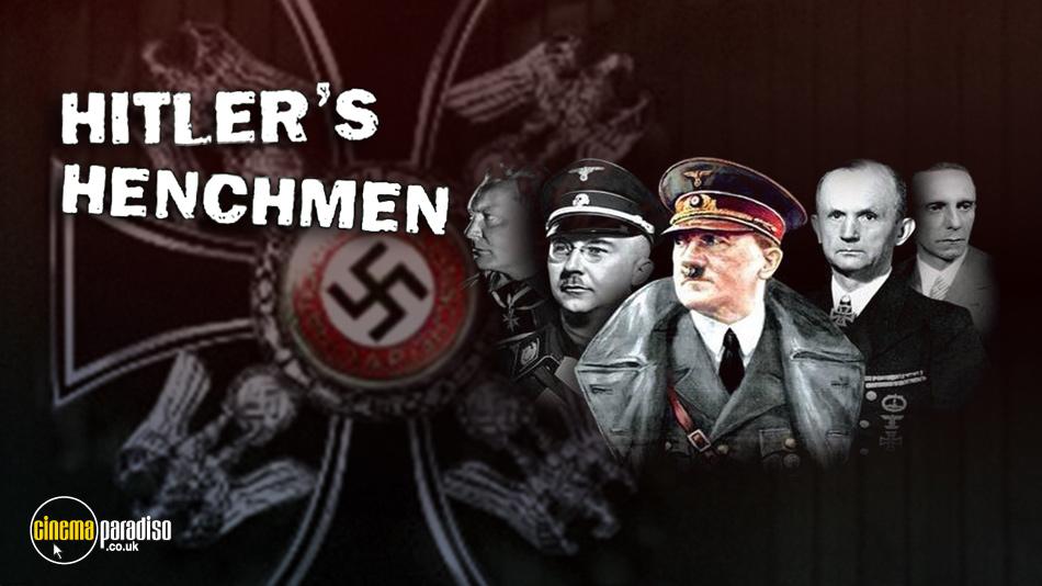 Hitler's Henchman (aka Hitlers Helfer) online DVD rental