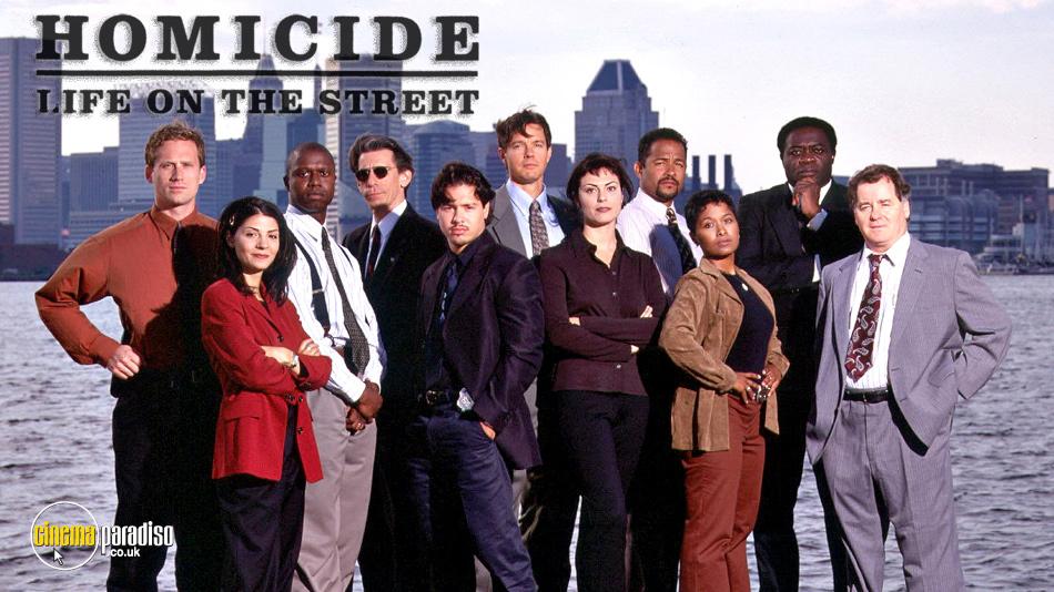 Homicide: Life on the Street online DVD rental