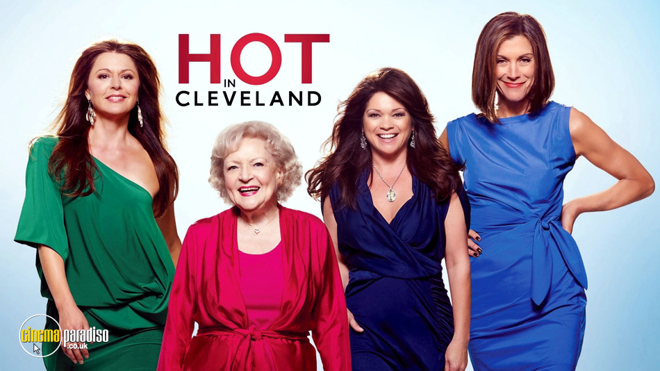 Hot in Cleveland online DVD rental