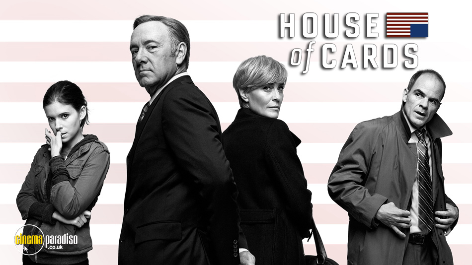 House of Cards Series online DVD rental