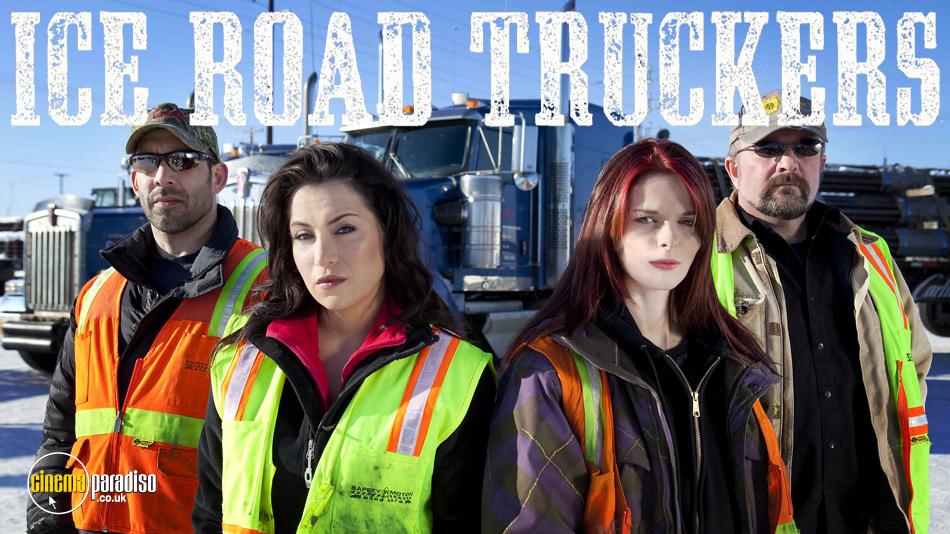 Ice Road Truckers online DVD rental