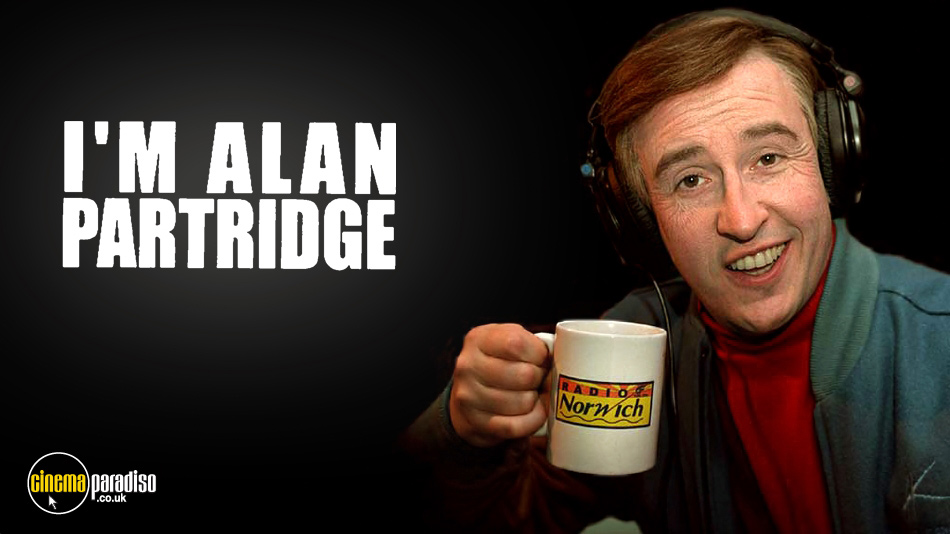I'm Alan Partridge online DVD rental