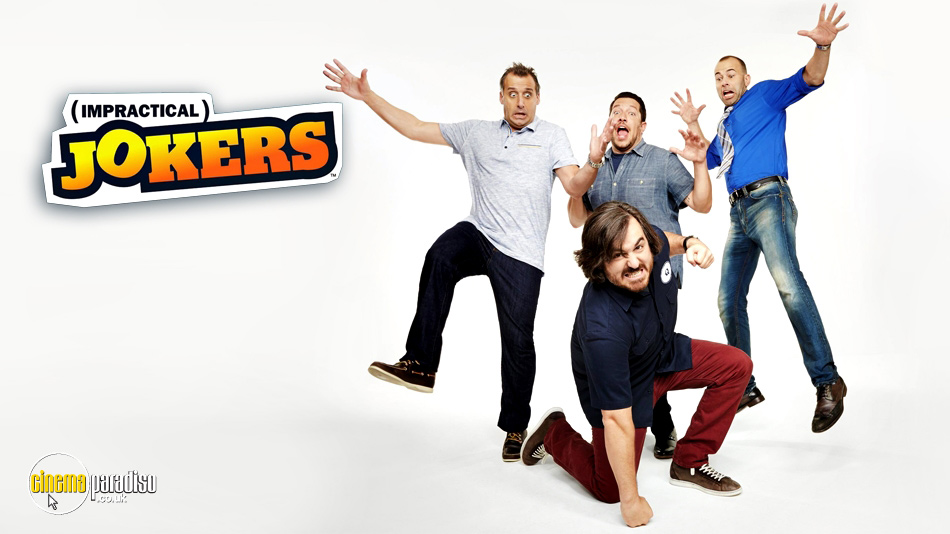 Impractical Jokers online DVD rental