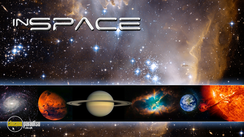 In Space Series online DVD rental
