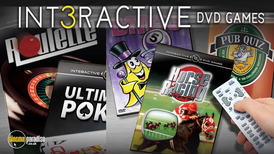 Interactive Games online DVD rental