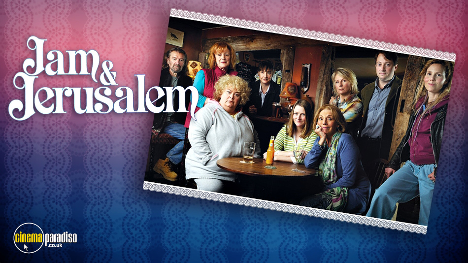 Jam and Jerusalem (aka Clatterford) online DVD rental