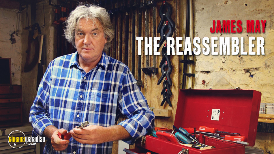 James May: The Reassembler online DVD rental