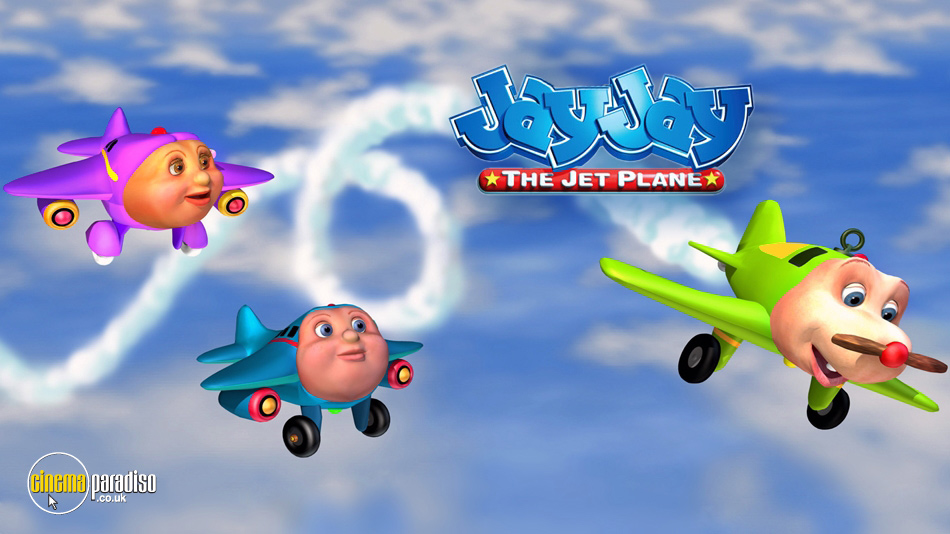 Jay Jay the Jet Plane online DVD rental