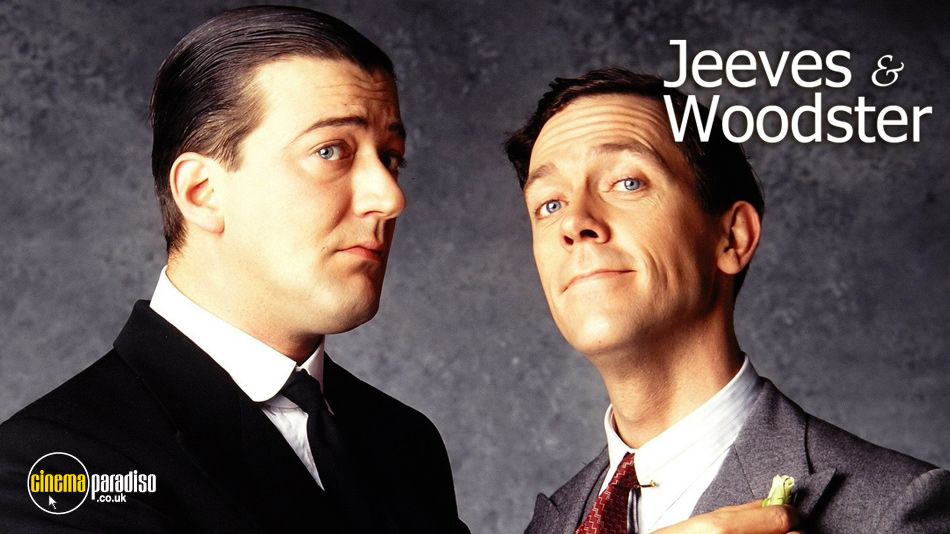 Jeeves and Wooster online DVD rental