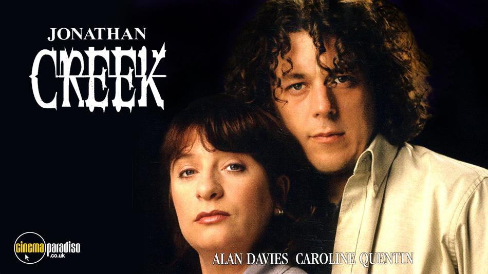 Jonathan Creek online DVD rental