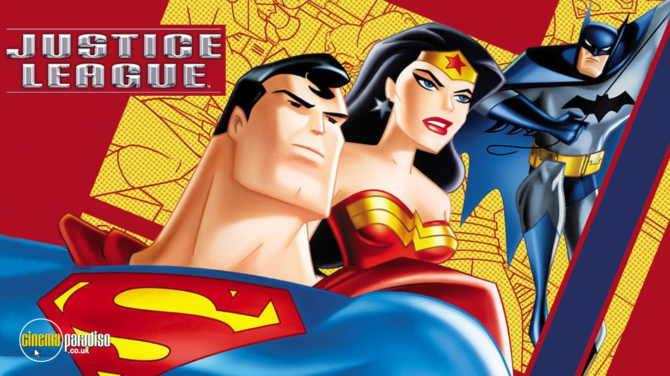 Justice League online DVD rental