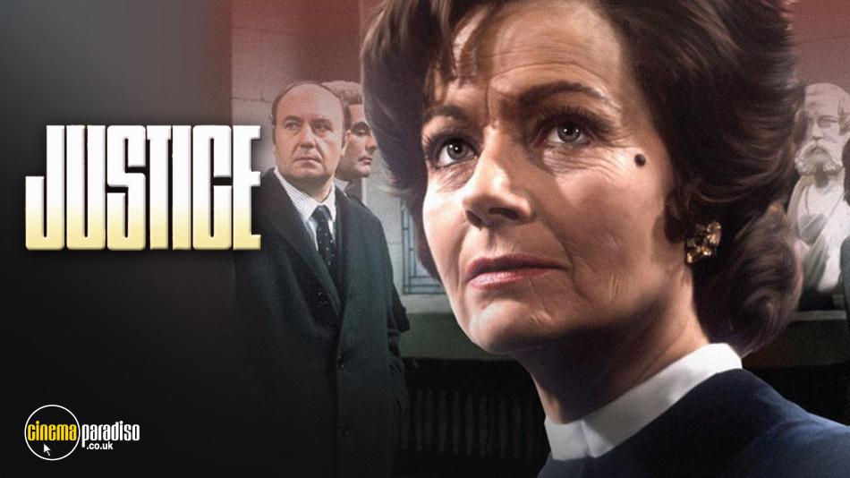 Justice Series online DVD rental