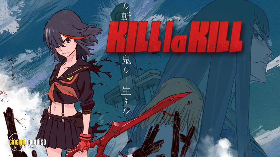 Kill La Kill online DVD rental