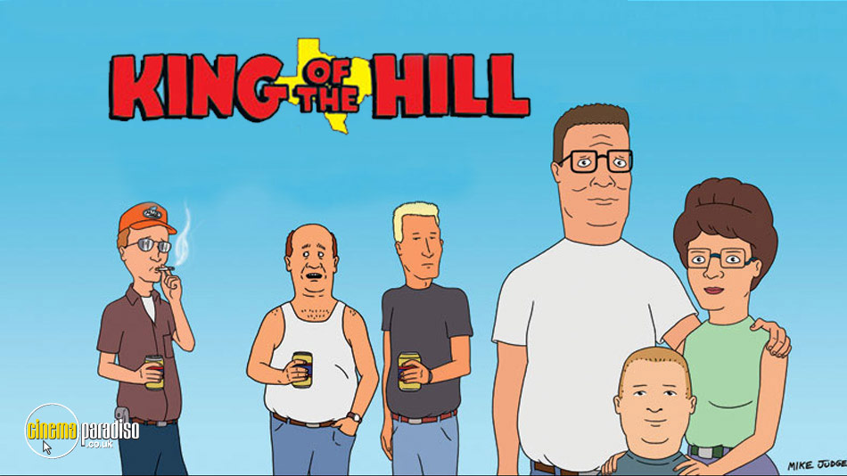 King of the Hill online DVD rental