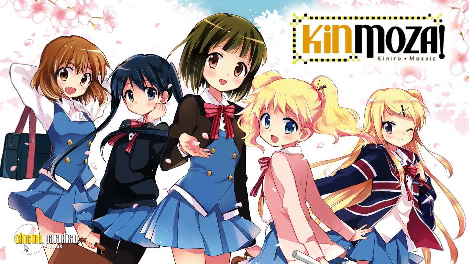 Kinmoza! (aka Kiniro Mosaic) online DVD rental