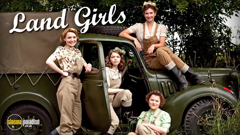 Land Girls Series online DVD rental