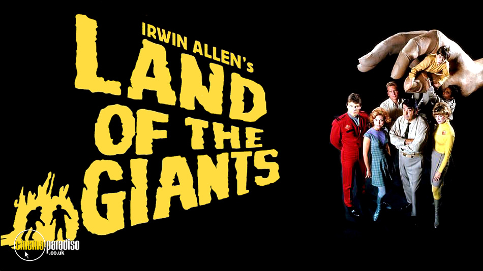 Land of the Giants online DVD rental